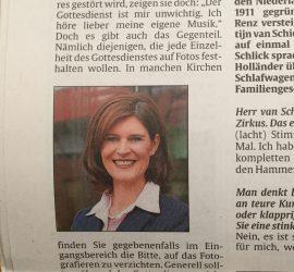 Erschienen in der Rheinpfalz Zeitung Nr. 107 am 9. Mai 2016