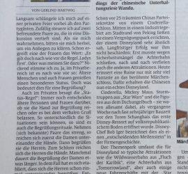Erschienen in der Rheinpfalz Zeitung am 20. Juni 2016