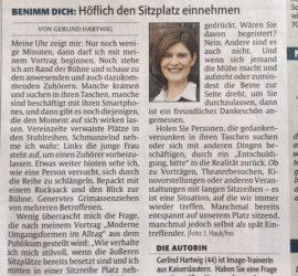 Erschienen in der Rheinpfalz Zeitung am 19. September 2016