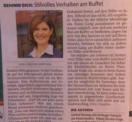 """Erschienen in """"Die Rheinpfalz"""" am 21. November 2016"""